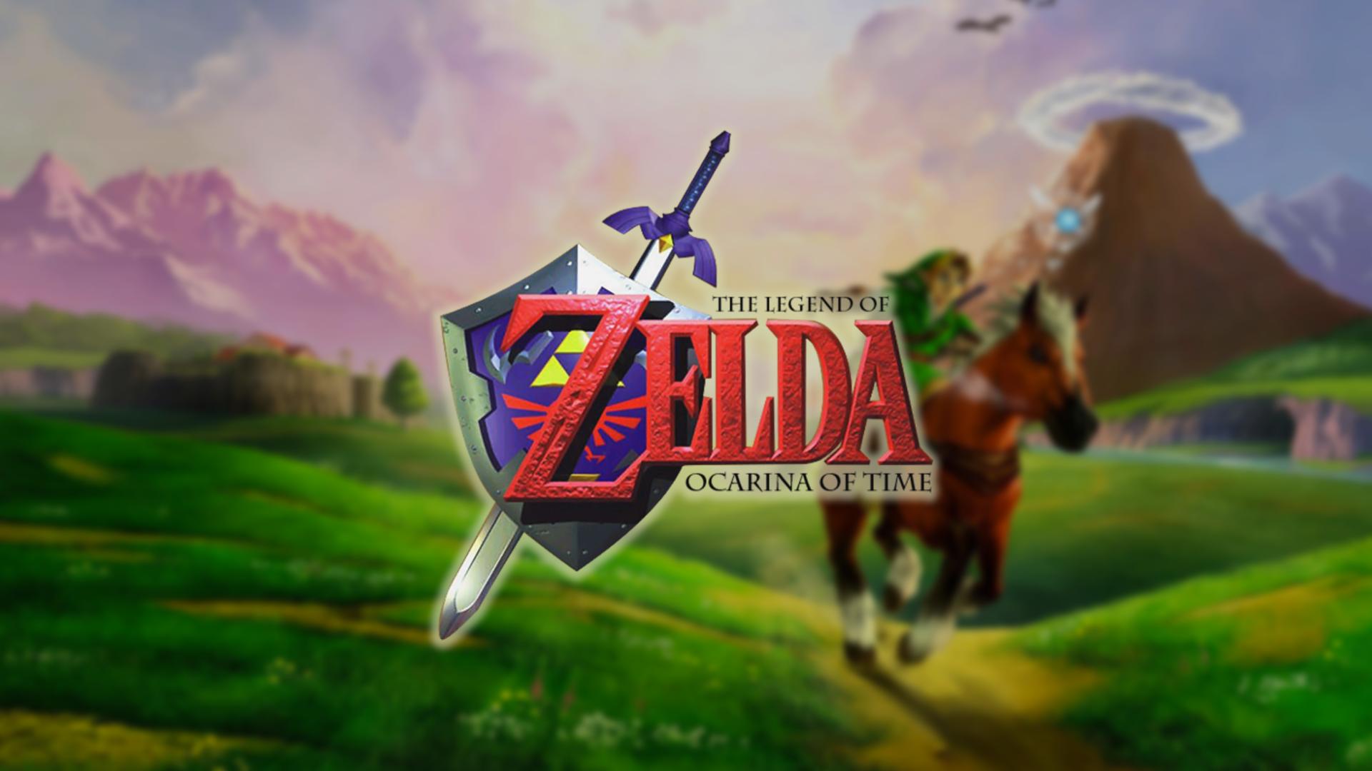Jogos que completam 20 anos em 2018:<br/> The Legend of Zelda: Ocarina of Time