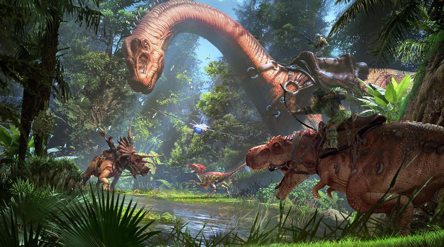 Ark: Survival Evolved recebe Realidade Virtual