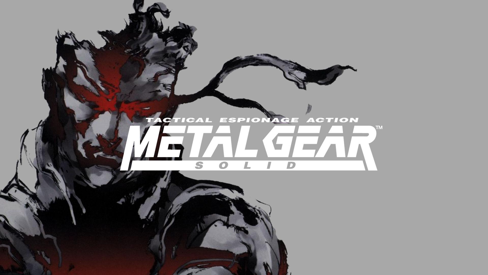 Jogos que completam 20 anos em 2018: <br/> Metal Gear Solid