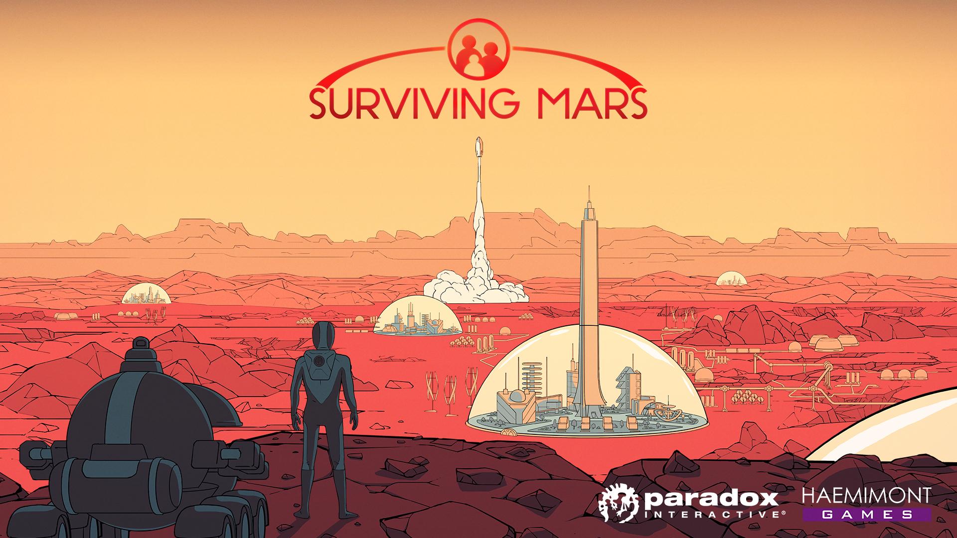 Vem aí Surviving Mars dos mesmos produtores de Tropico