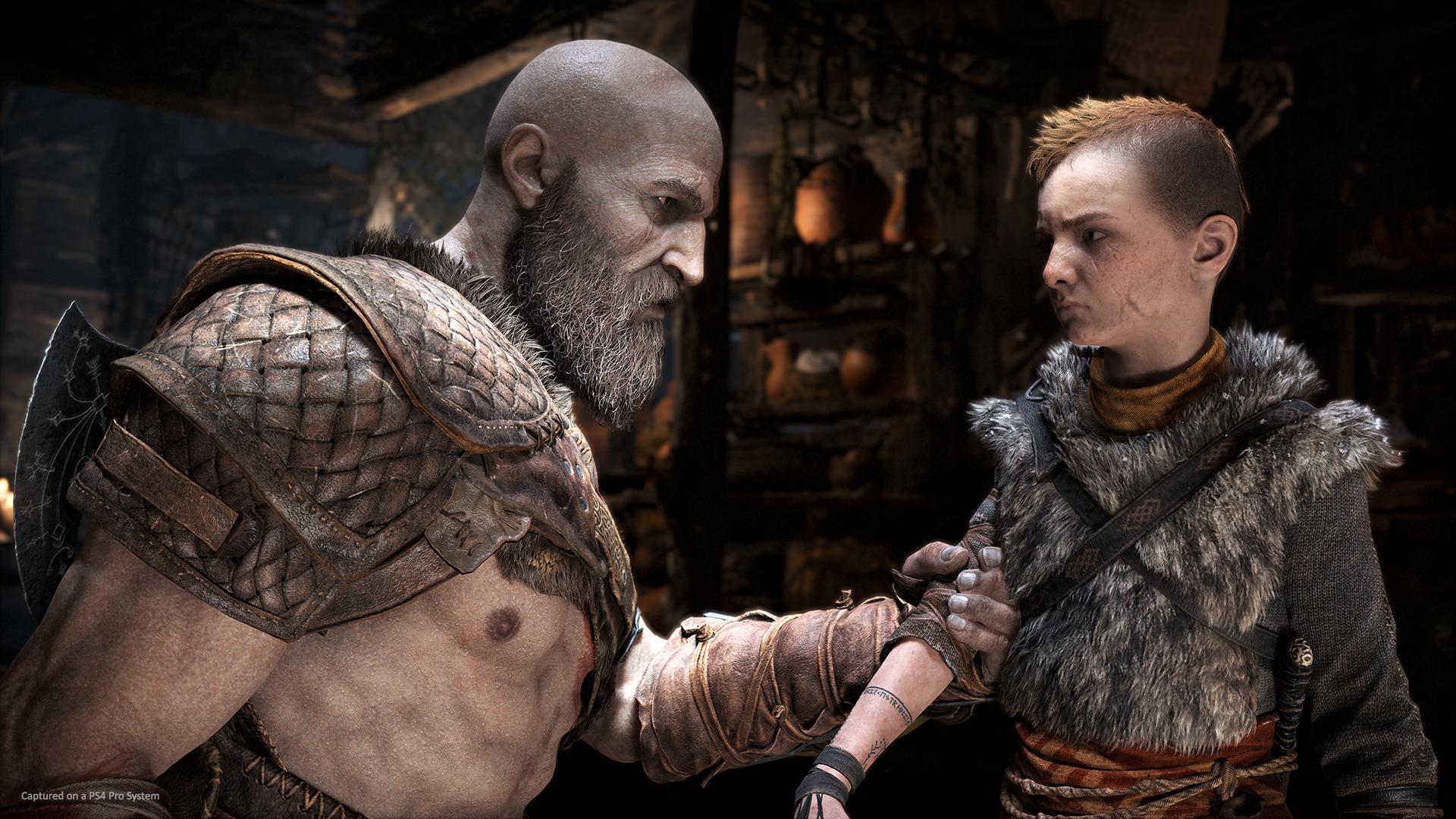 God of War: Ragnarok adiado para 2022
