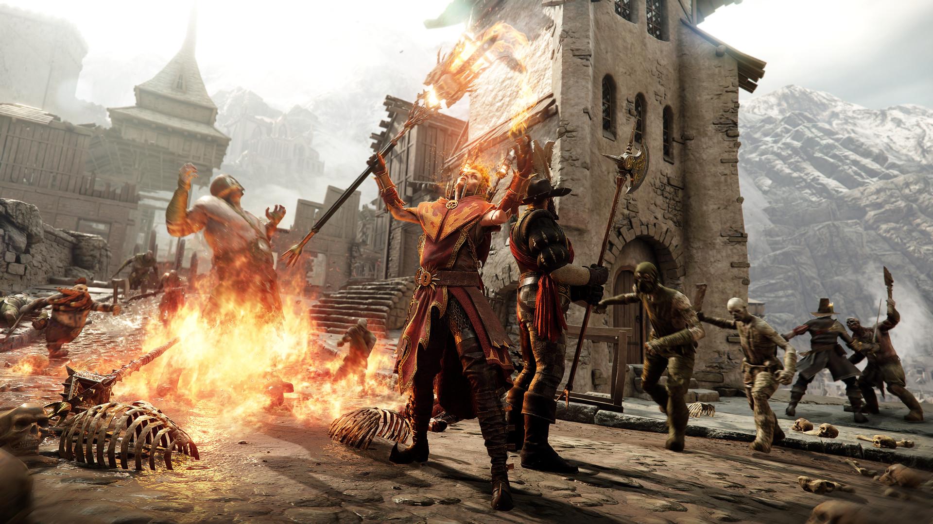 Warhammer: Vermintide II vende 1 milhão de unidades