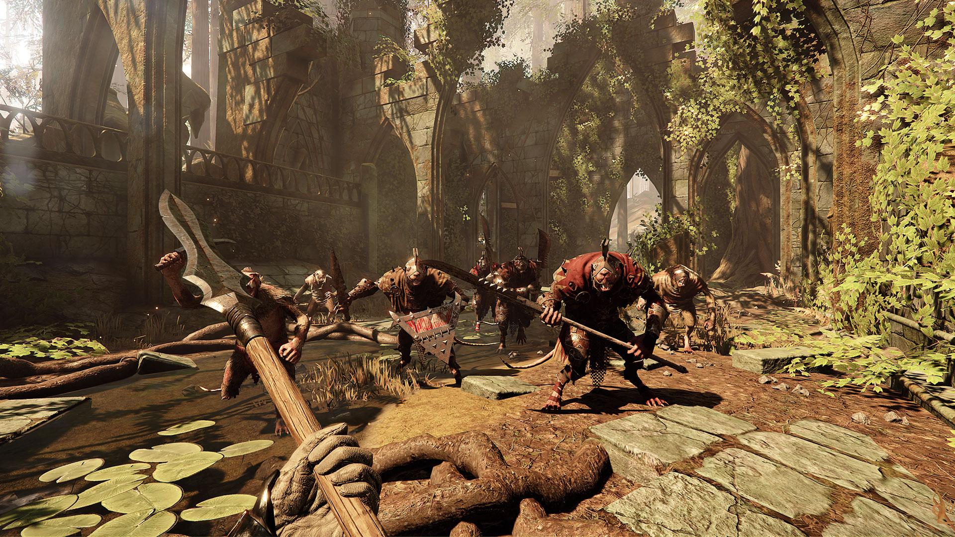 Warhammer: Vermintide II ganha data na Xbox One, Beta arranca hoje