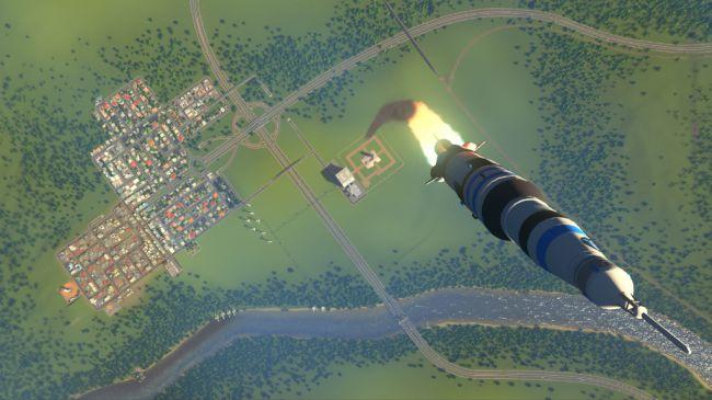 Cities: Skylines leva-nos até Marte