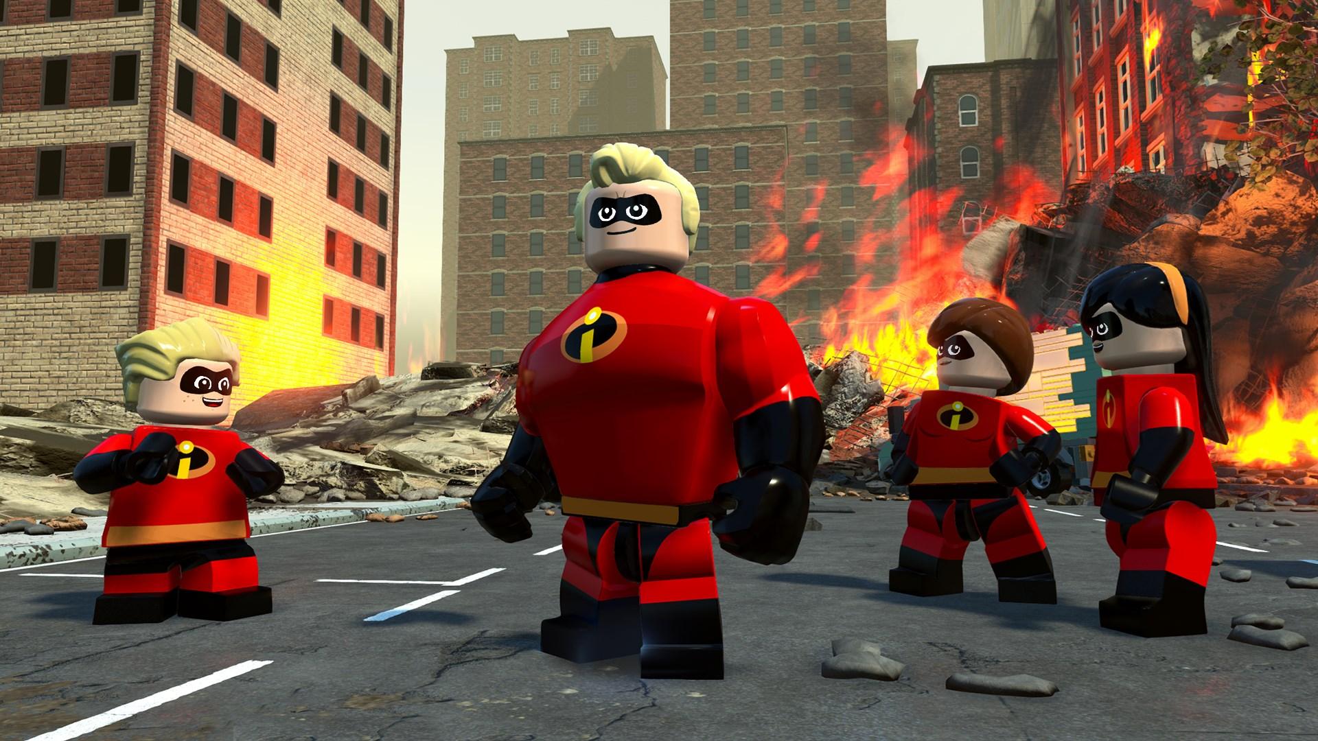 Vem aí LEGO: The Incredibles