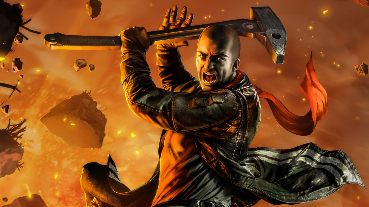 Red Faction: Guerrilla Re-Mars-tered a caminho da Nintendo Switch