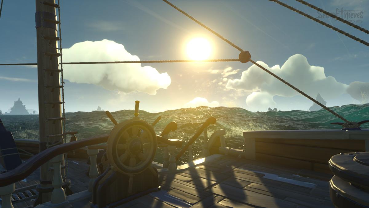 Actualização de Sea of Thieves tem quase 20 GB