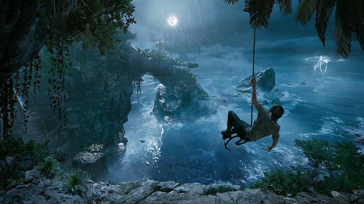 Vídeo da história de Shadow of the Tomb Raider