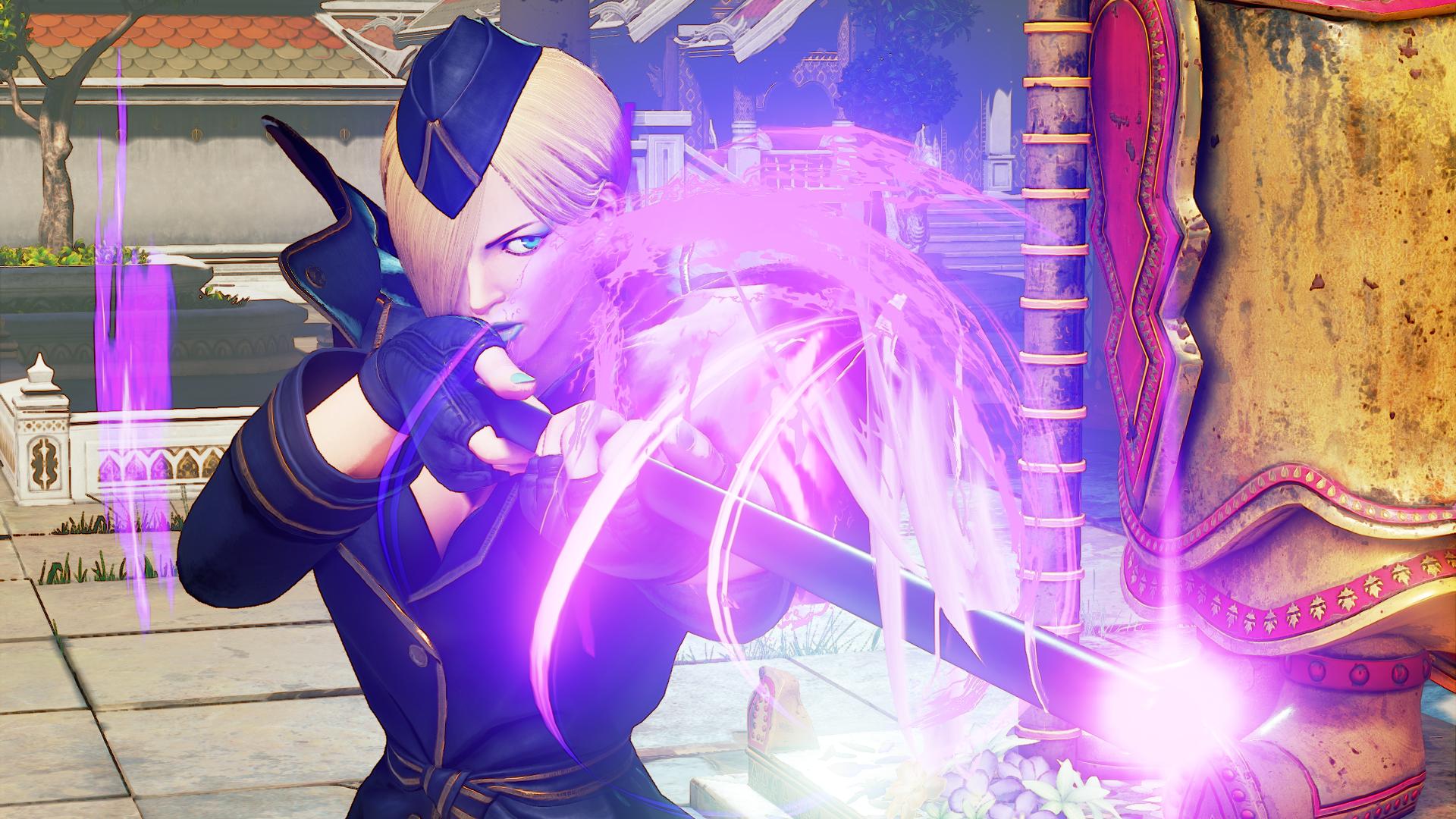 Falke é a próxima personagem a chegar a Street Fighter V