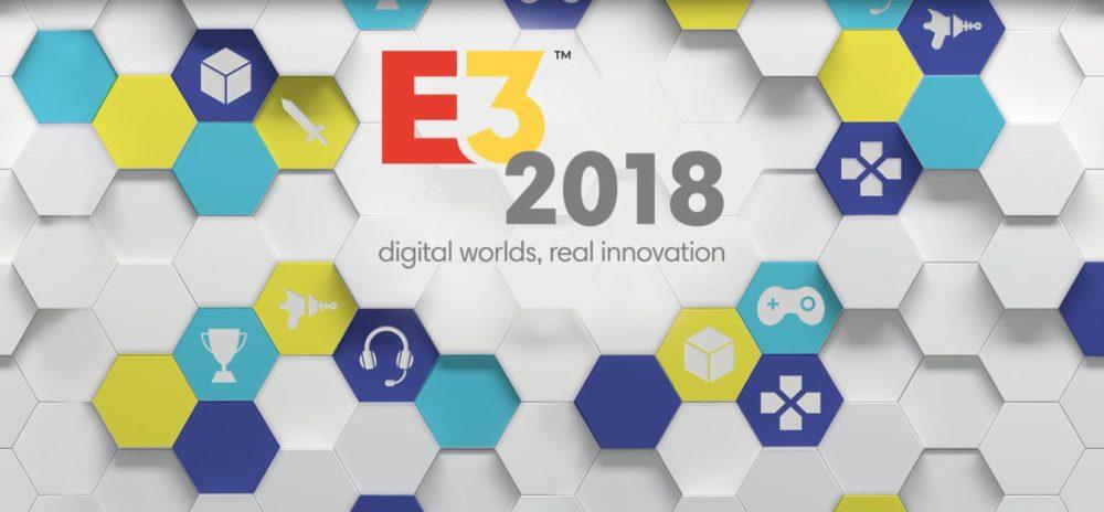 Horários das conferências programadas da E3 2018