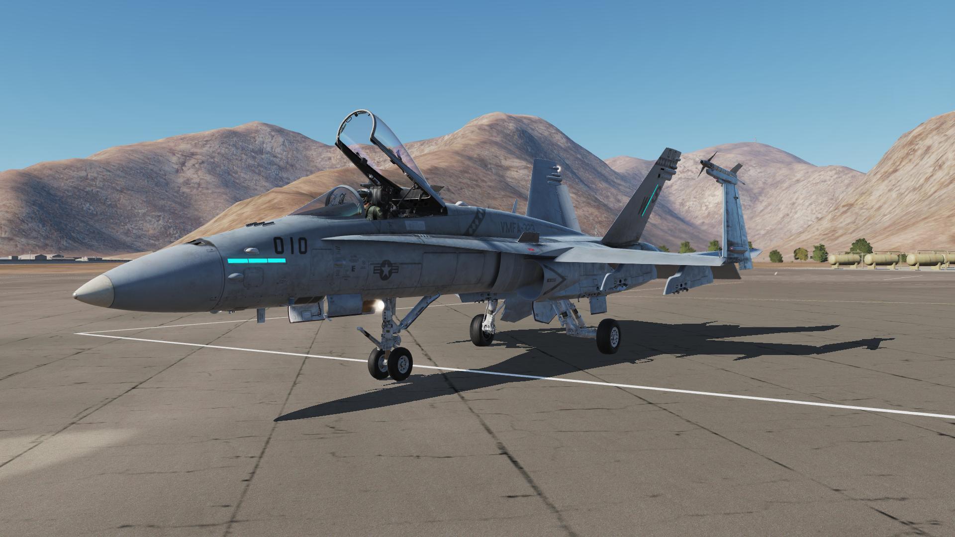 DCS: F/A-18C Hornet já disponível em Acesso Antecipado no DCS World