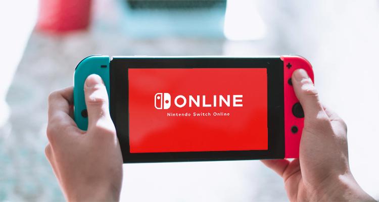 Nintendo Switch Online atinge a marca dos 10 milhões de utilizadores