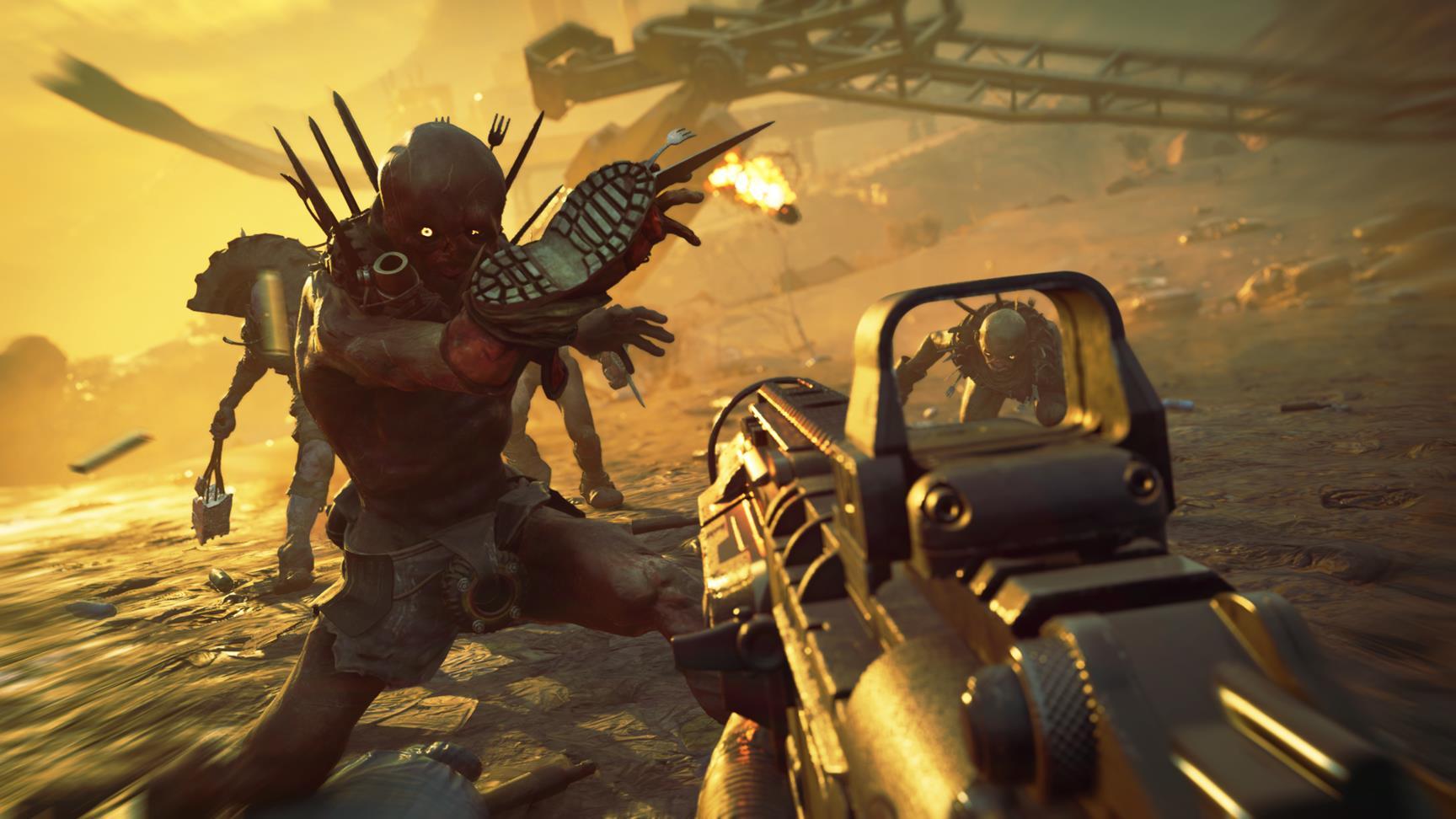 Trailer de jogabilidade para Rage 2