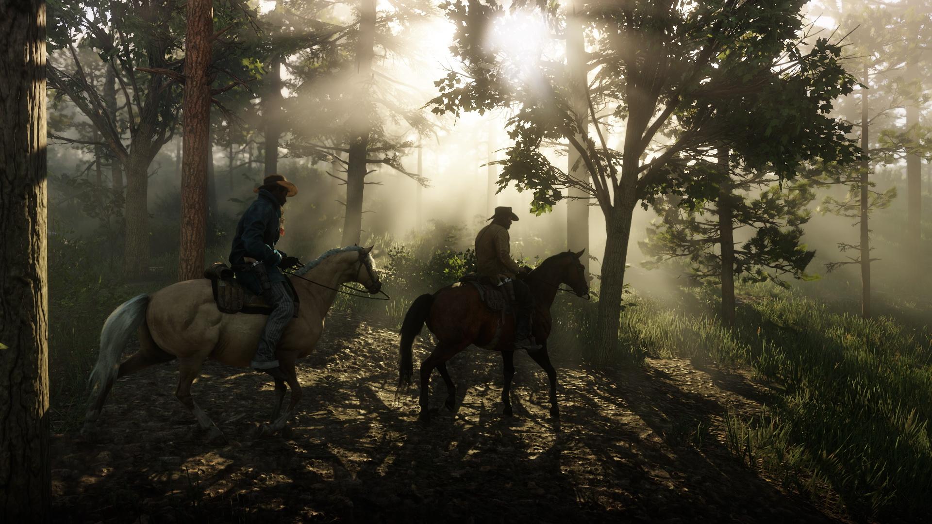 Trailer 4K de Red Dead Redemption 2 na versão PC