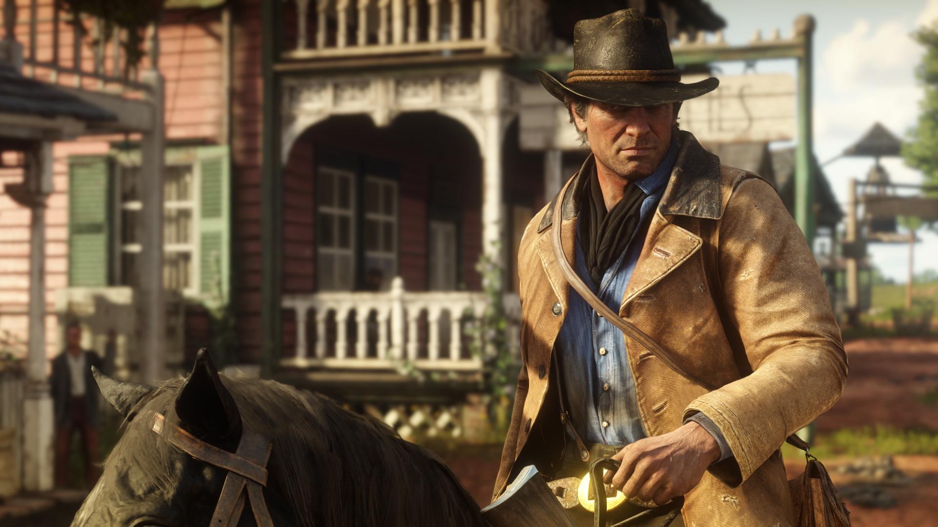 Trailer de lançamento para Red Dead Redemption 2 no PC