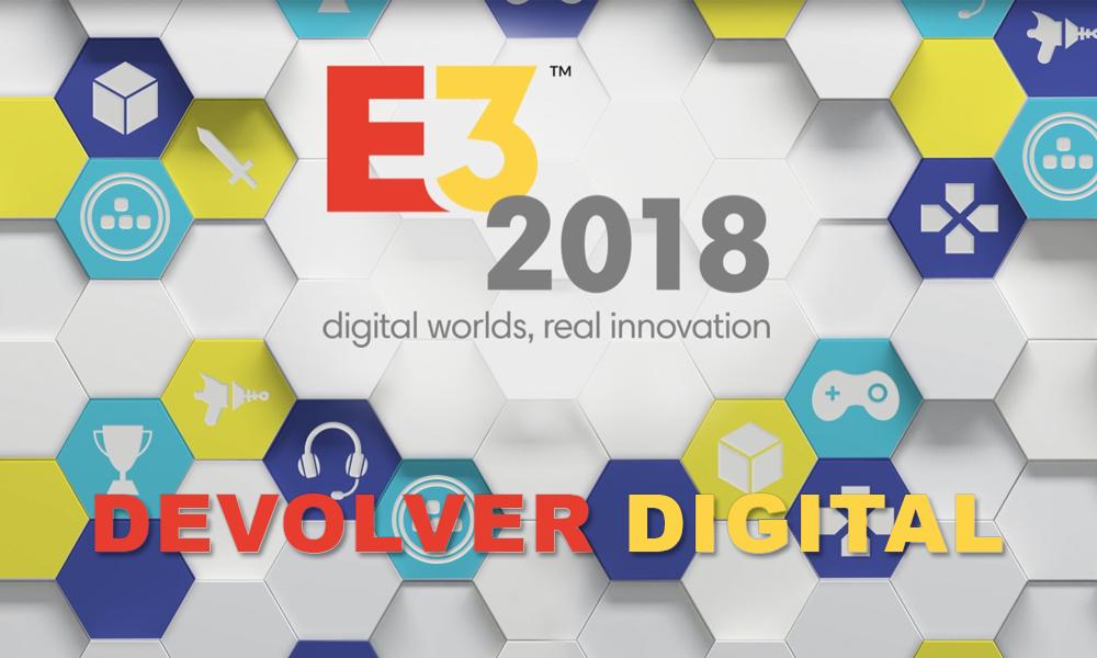 E3 2018 – Conferência da Devolver Digital