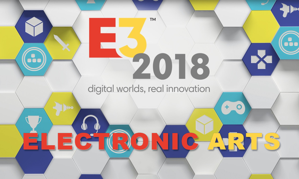 E3 2018 – Conferência da Electronic Arts