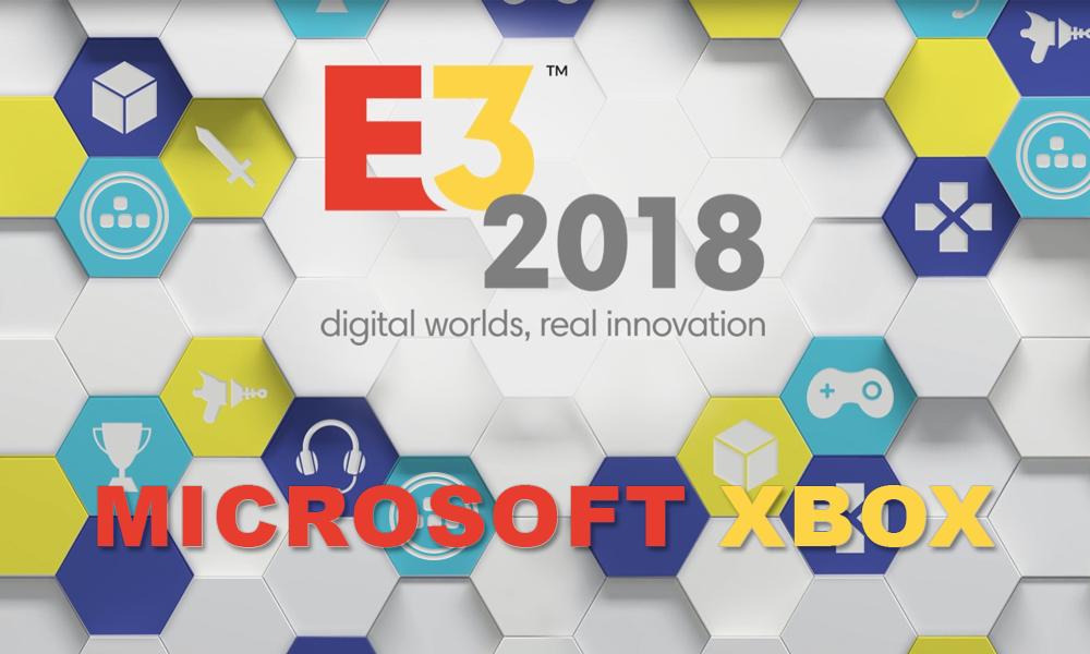 E3 2018 – Conferência da Microsoft Xbox
