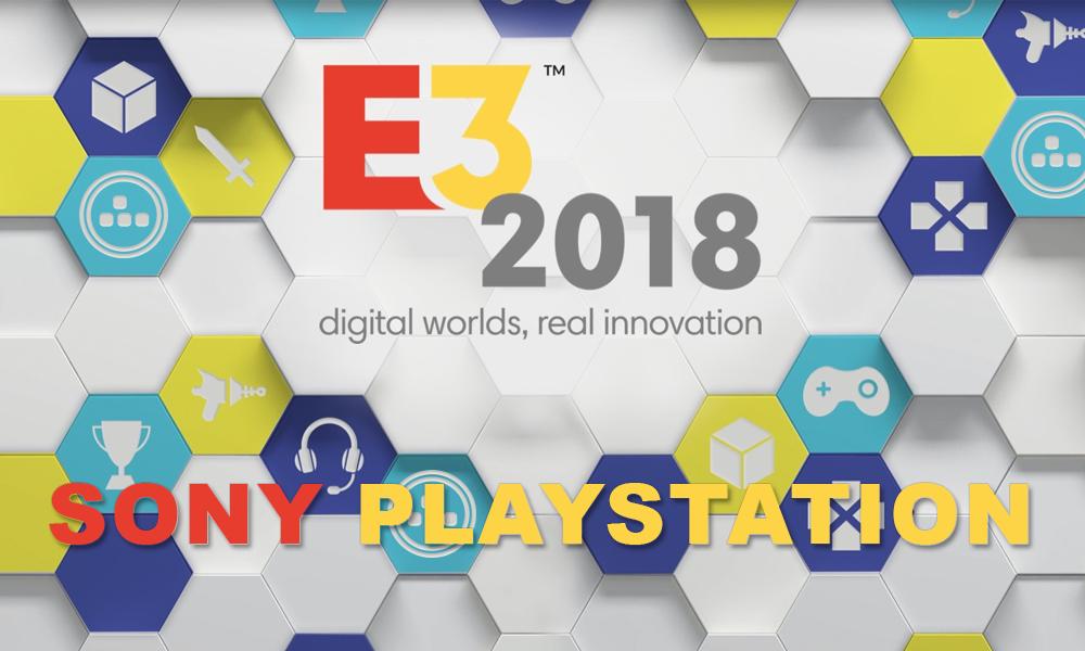 E3 2018 – Conferência da Sony PlayStation