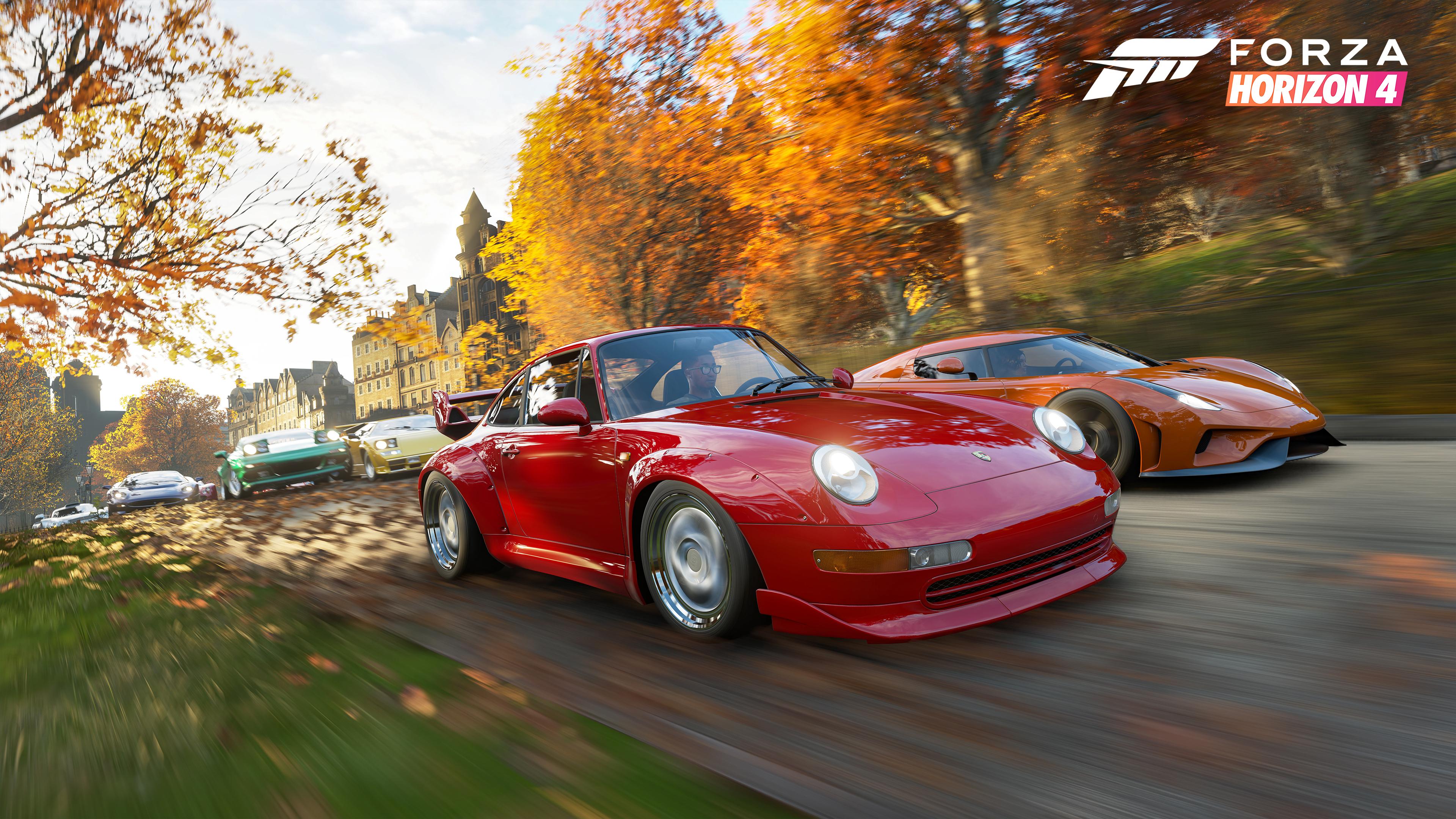 Lista de veículos de Forza Horizon 4 revelada antes do tempo