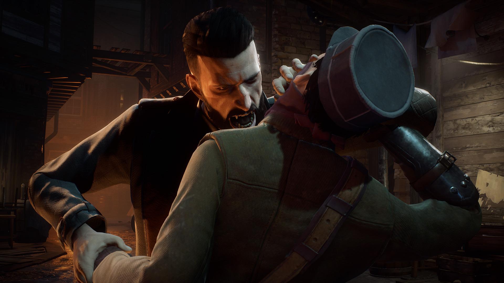 Actualização de Vampyr introduz novos modos de jogo