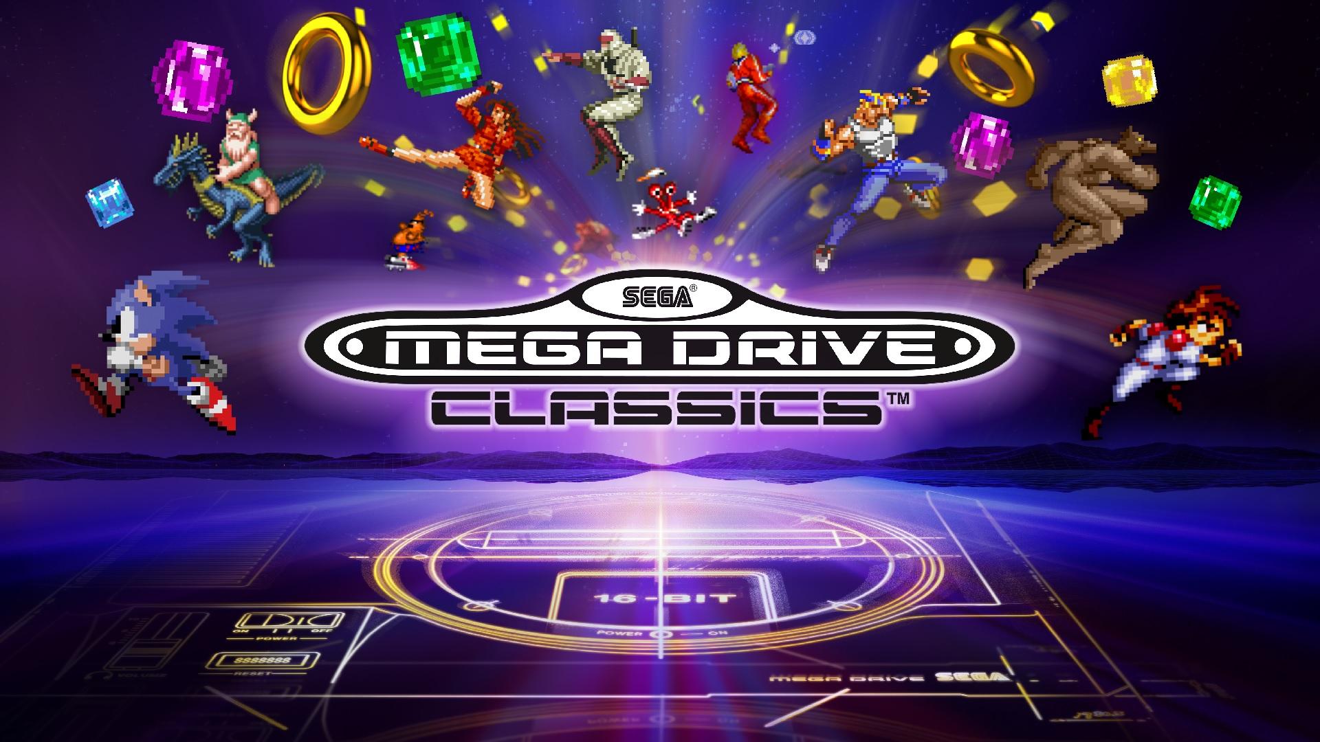 SEGA adiciona suporte PS VR em Mega Drive Classics