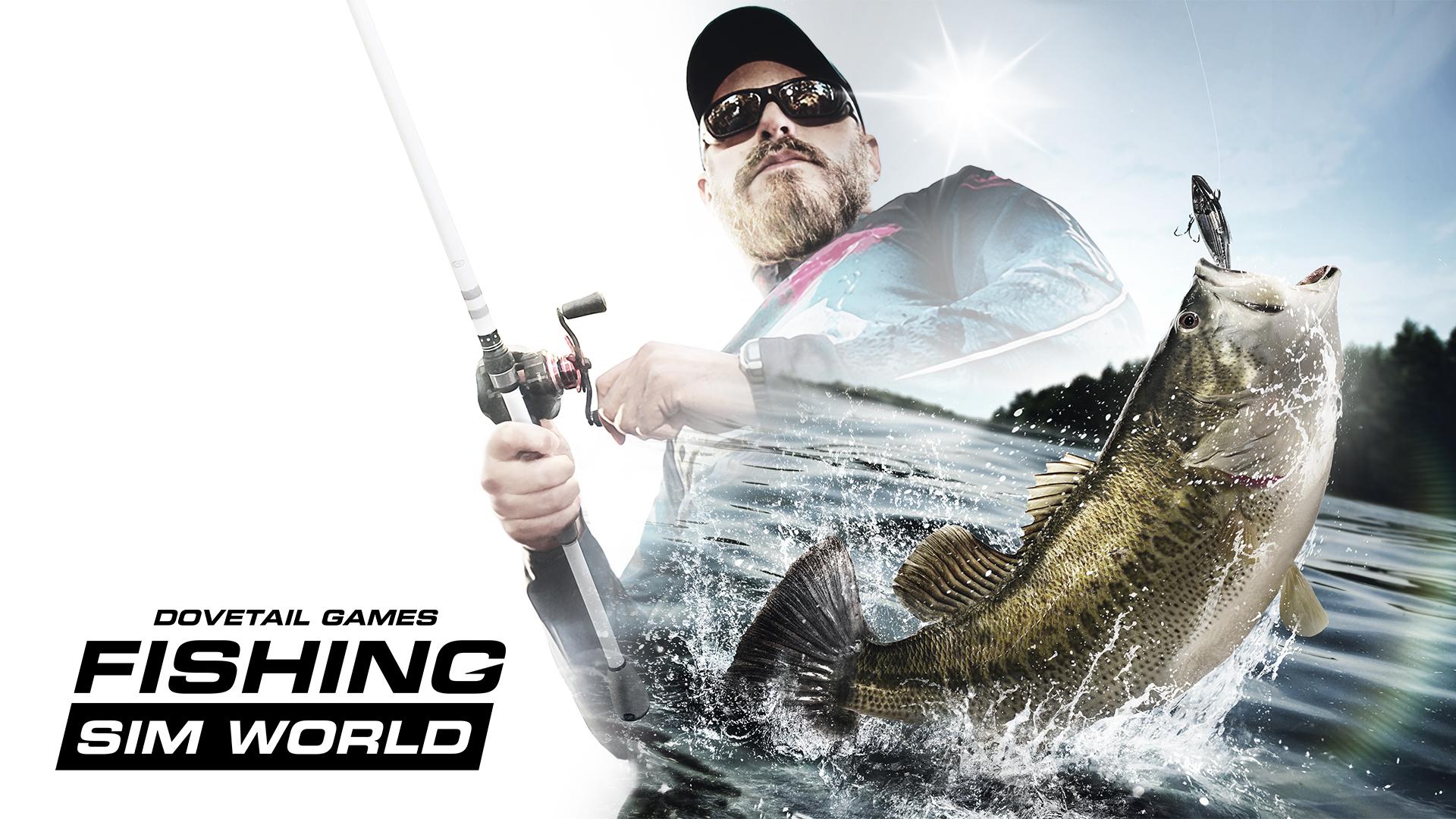 Dovetail Games apresenta Fishing Sim World - WASD