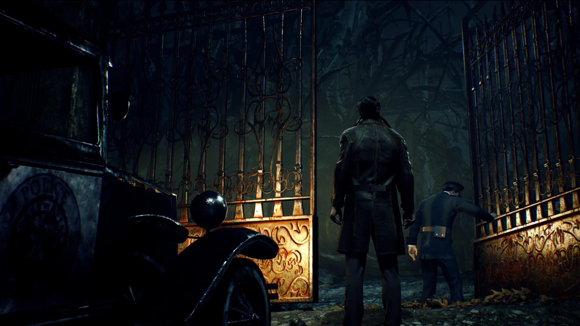 Trailer de jogabilidade para Call of Cthulhu