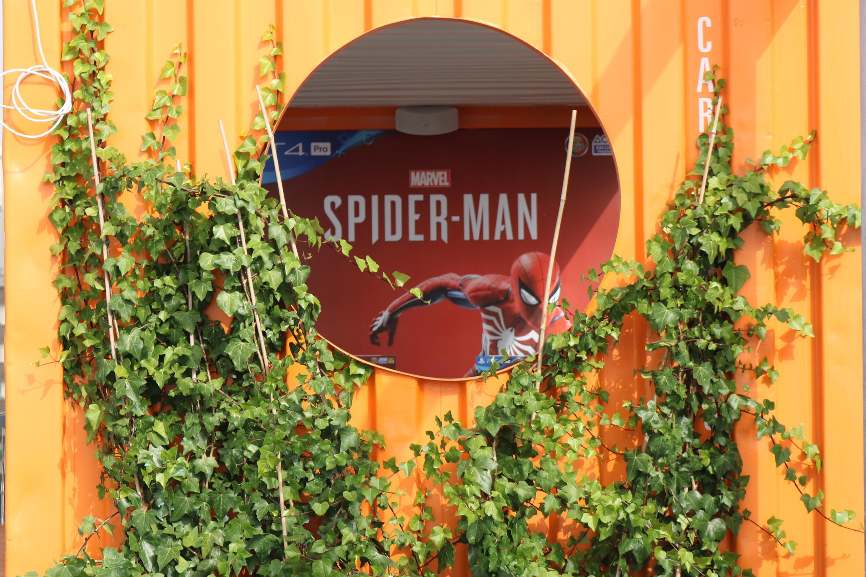 Reportagem – Apresentação Marvel's Spider-Man