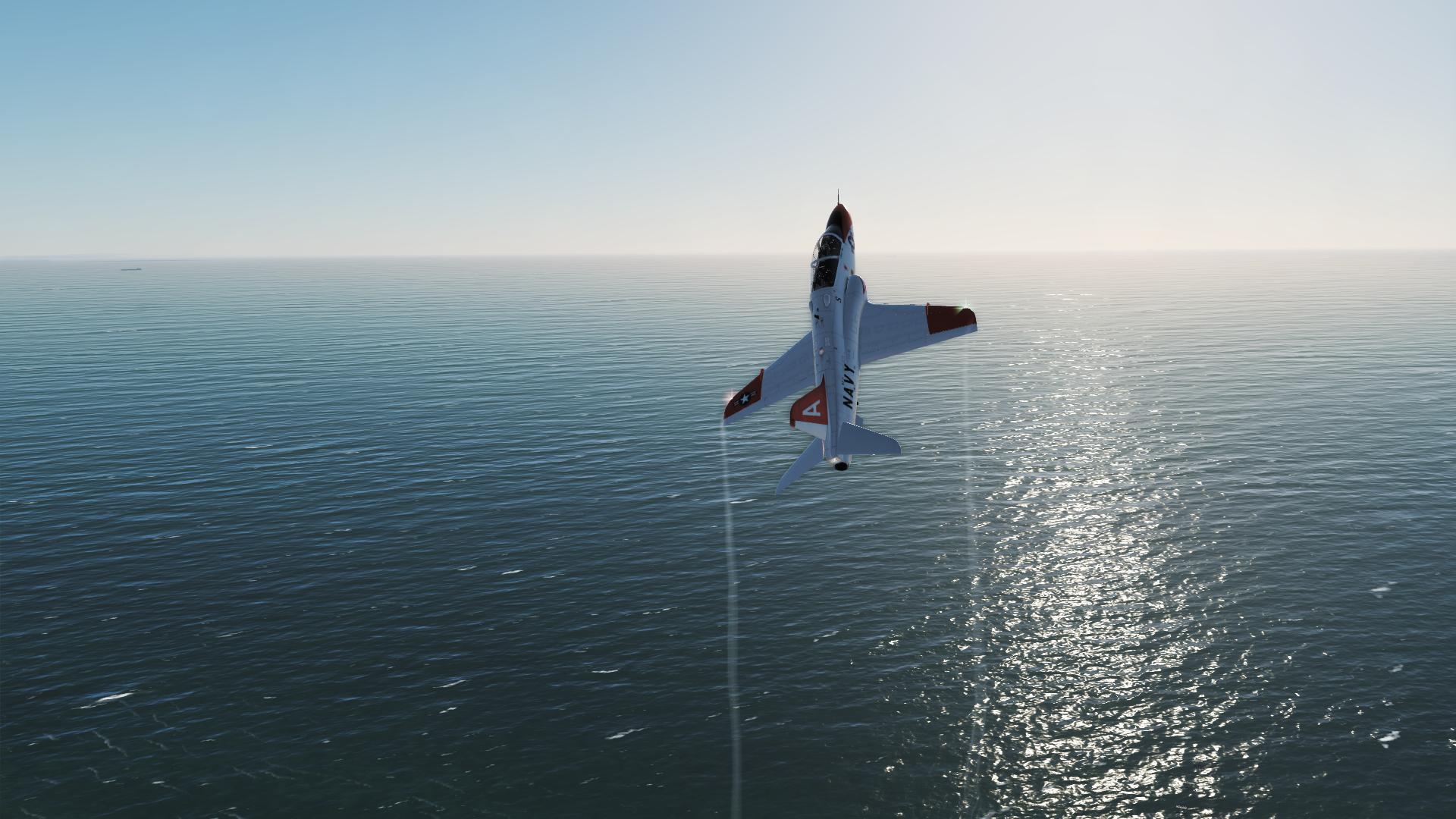 Simuladores – DCS: Hawk T.1A