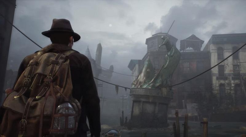 Novo trailer para The Sinking City