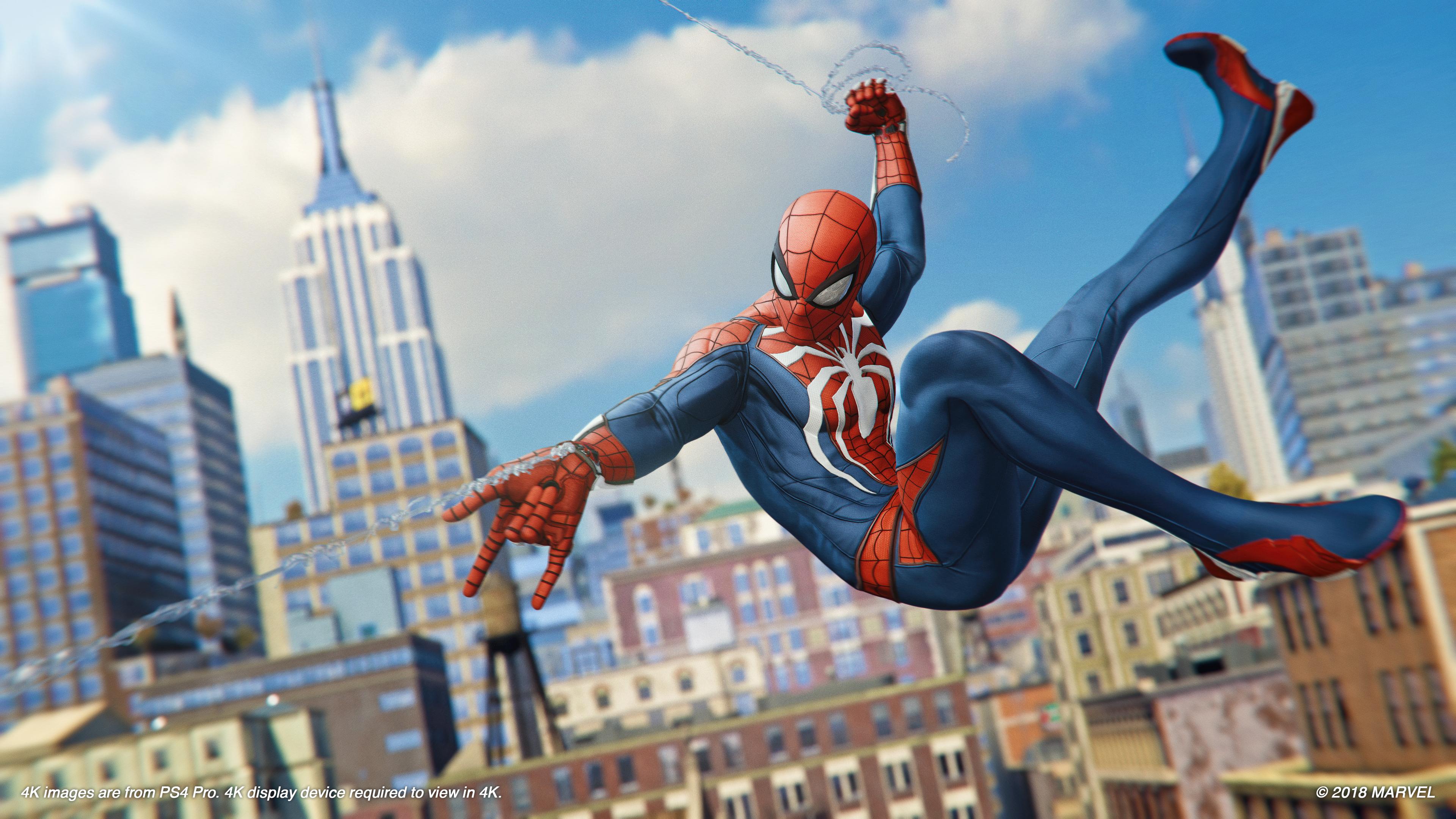 Spider-Man em Marvel's Avengers… só na PlayStation