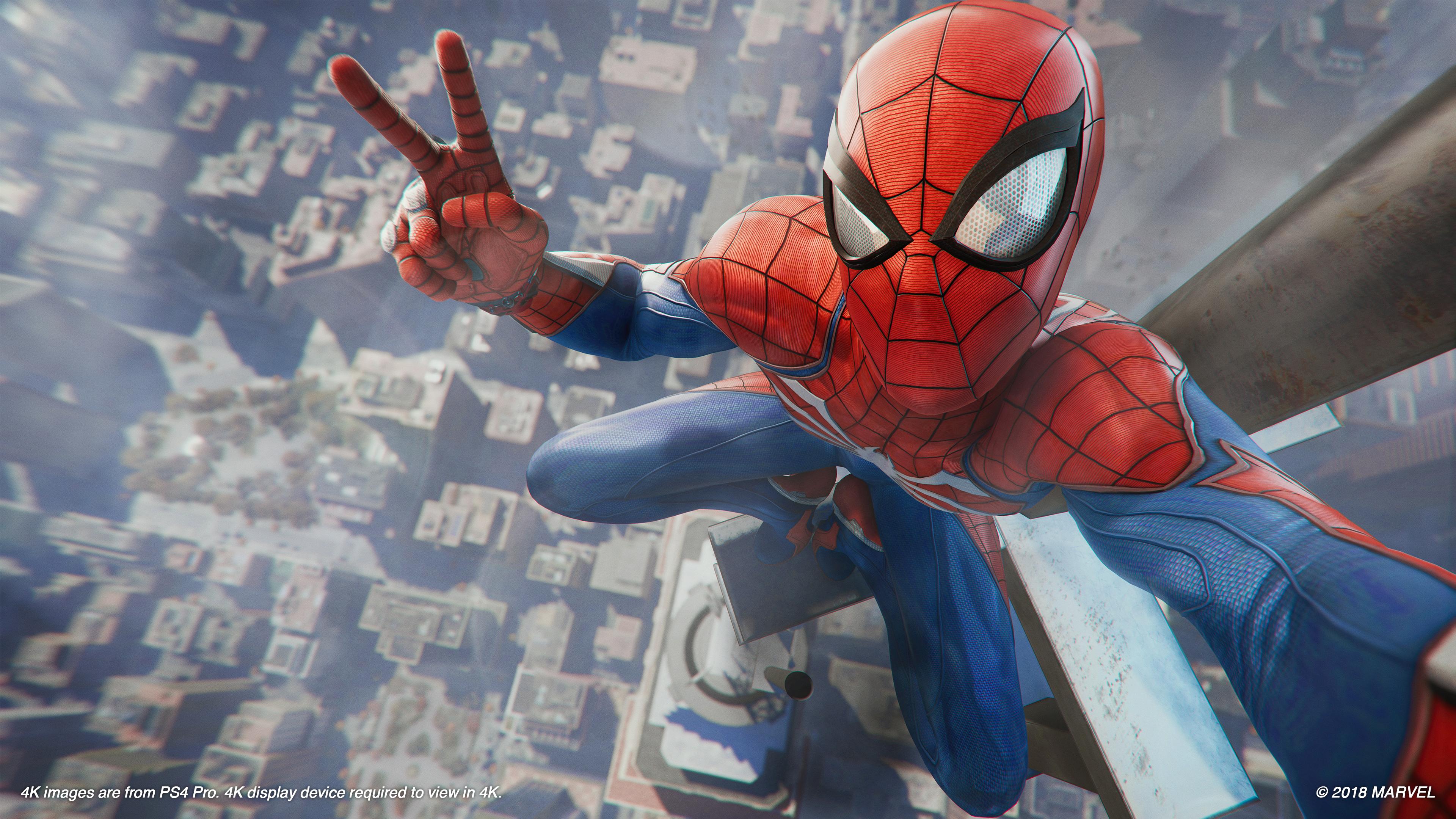 Já é possível exportar o savegame de Spider-Man da PS4 para a PS5