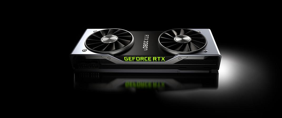 Nvidia apresenta nova linha de placas gráficas GeForce RTX