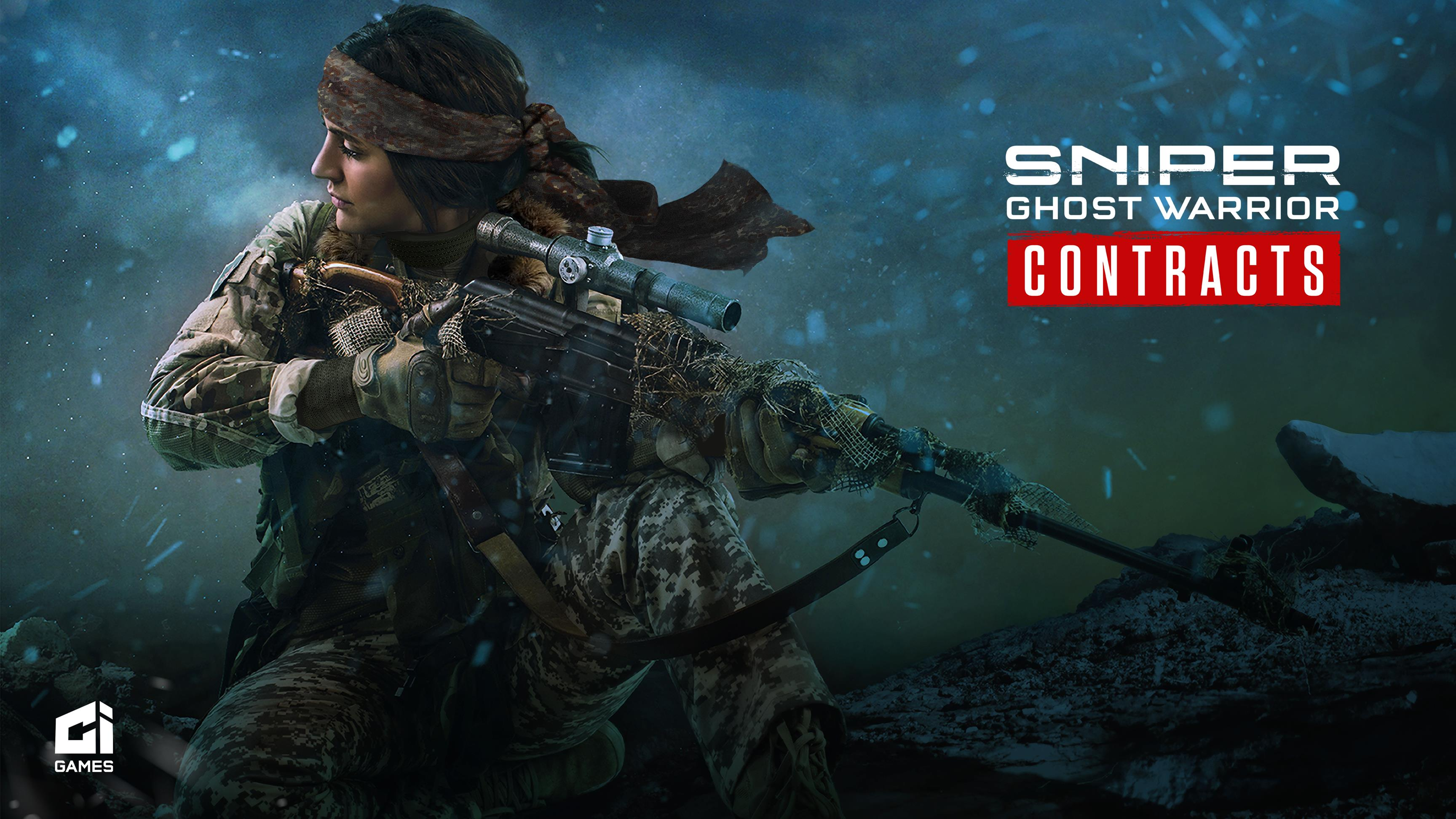 10 minutos de jogabilidade de Sniper Ghost Warrior: Contracts