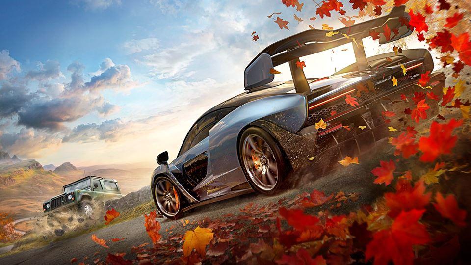 Demonstração de Forza Horizon 4 já disponível