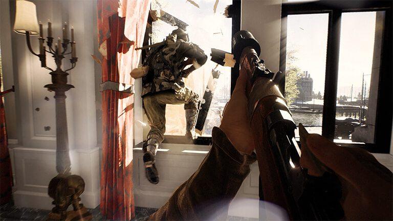 Calendário do conteúdo programado de Battlefield V