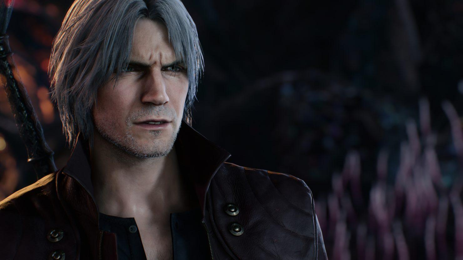Devil May Cry 5 recebe novo trailer e algumas imagens