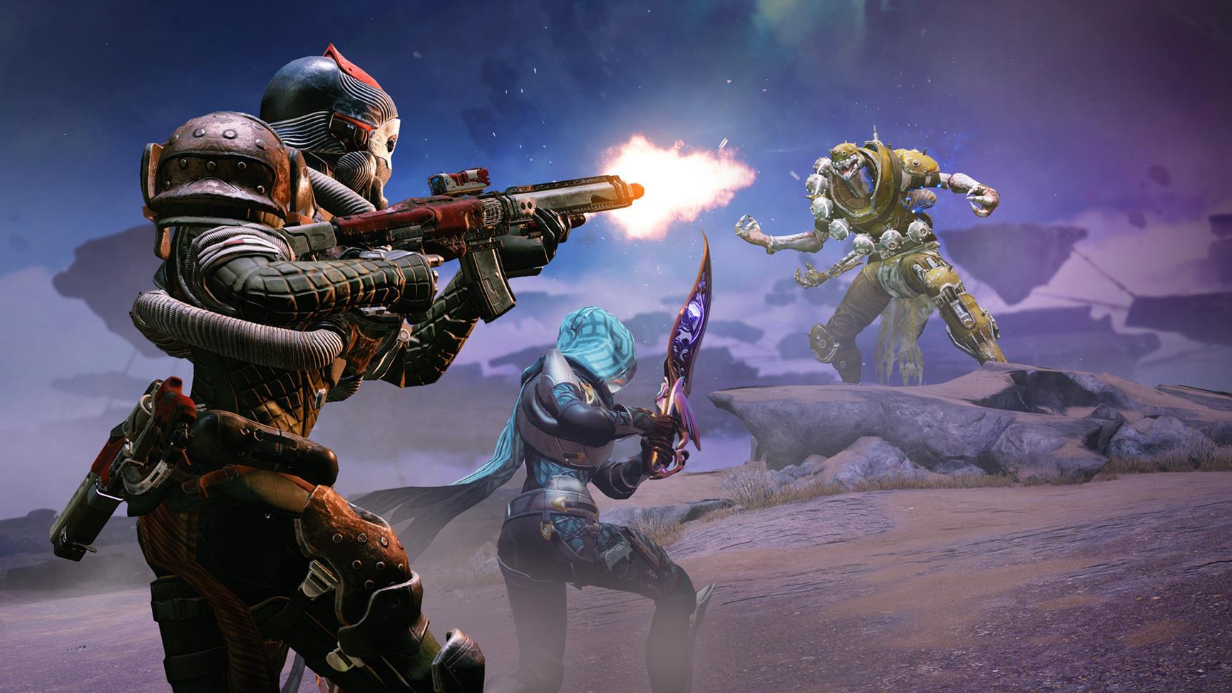 Blizzard e Bungie avisam sobre o processo de transição no PC de Destiny 2