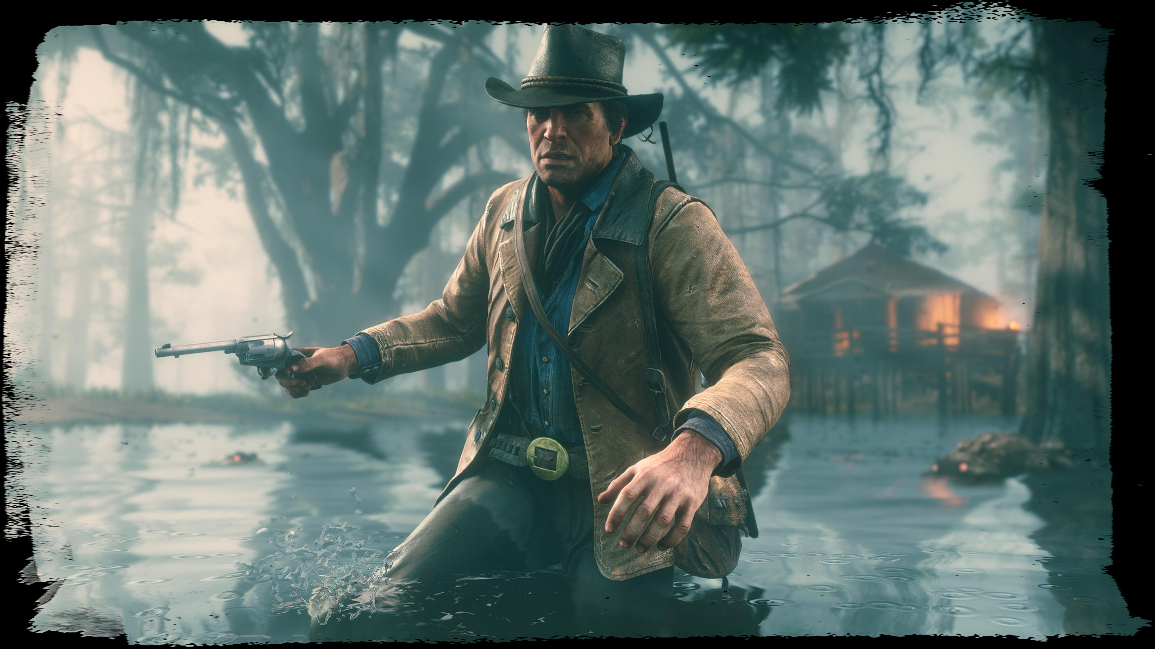 Rockstar Games anuncia Red Dead Online