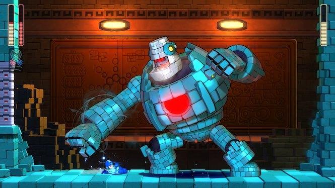 Megaman 11 recebe versão de demonstração
