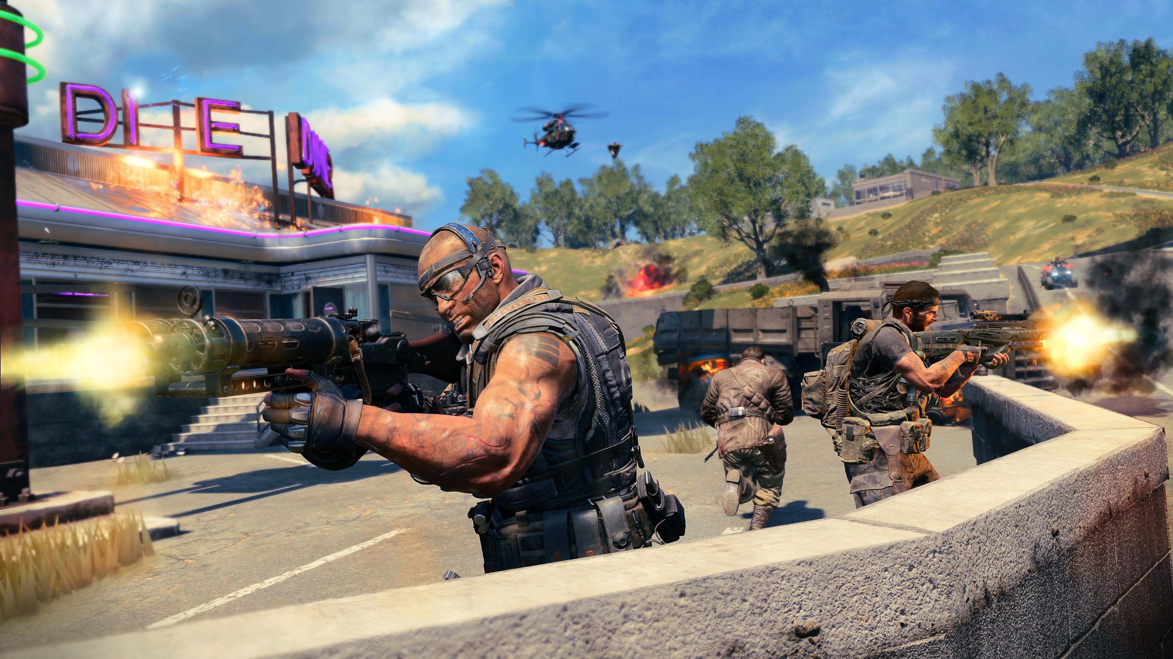 Call of Duty: Black Ops 4 factura 500 milhões de dólares em 3 dias