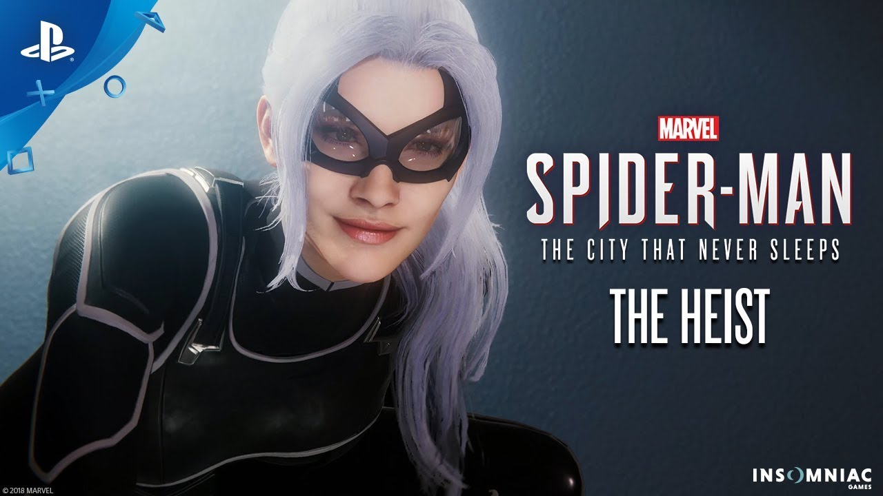 """""""The Heist"""" chegará a Spider-Man na próxima semana"""