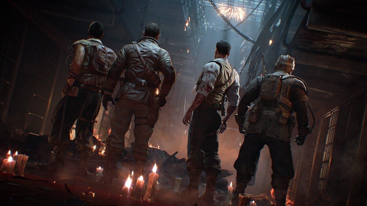 Trailer para os zombies de Call of Duty: Black Ops 4