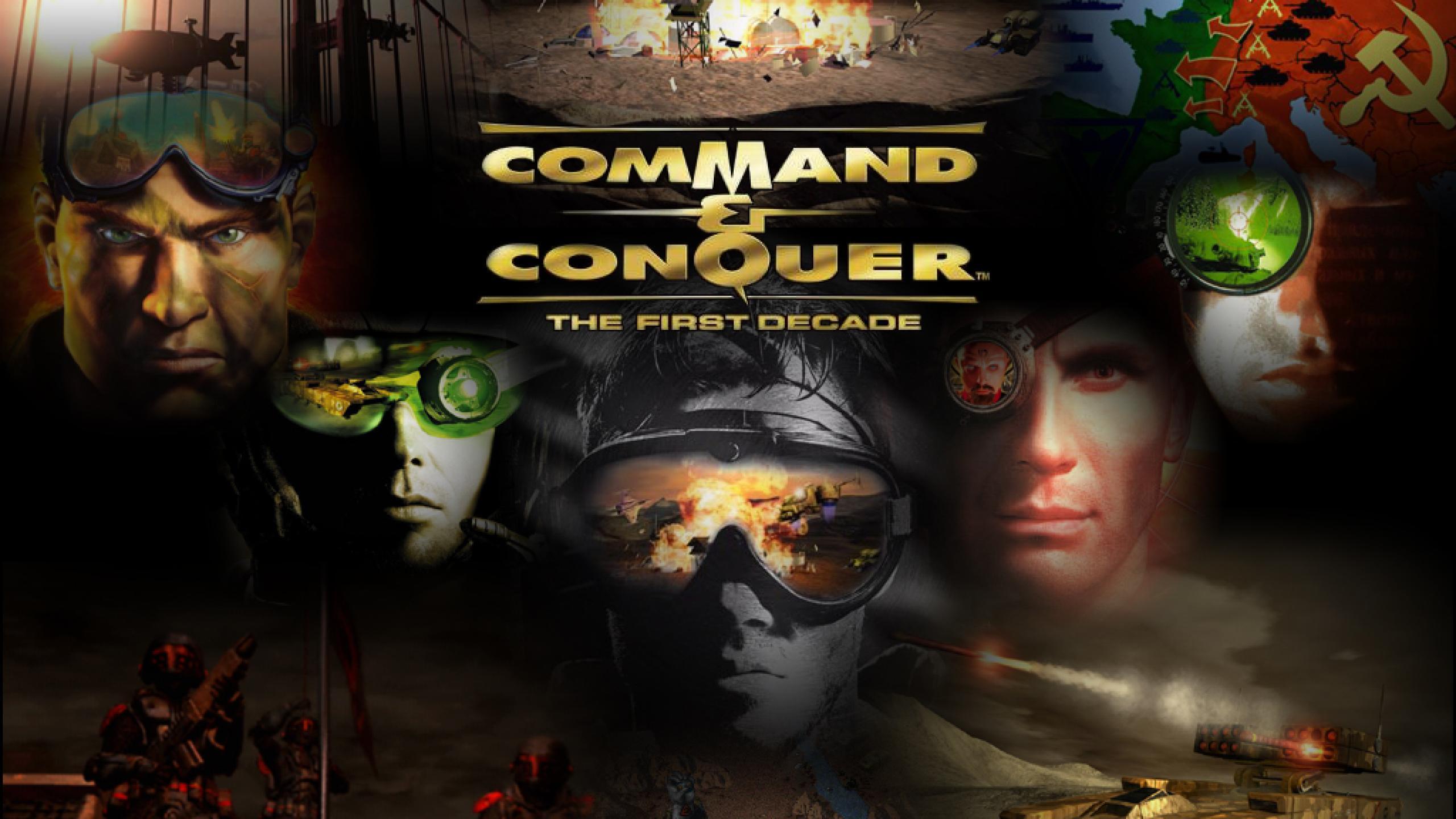 Command & Conquer irá receber remasterizações