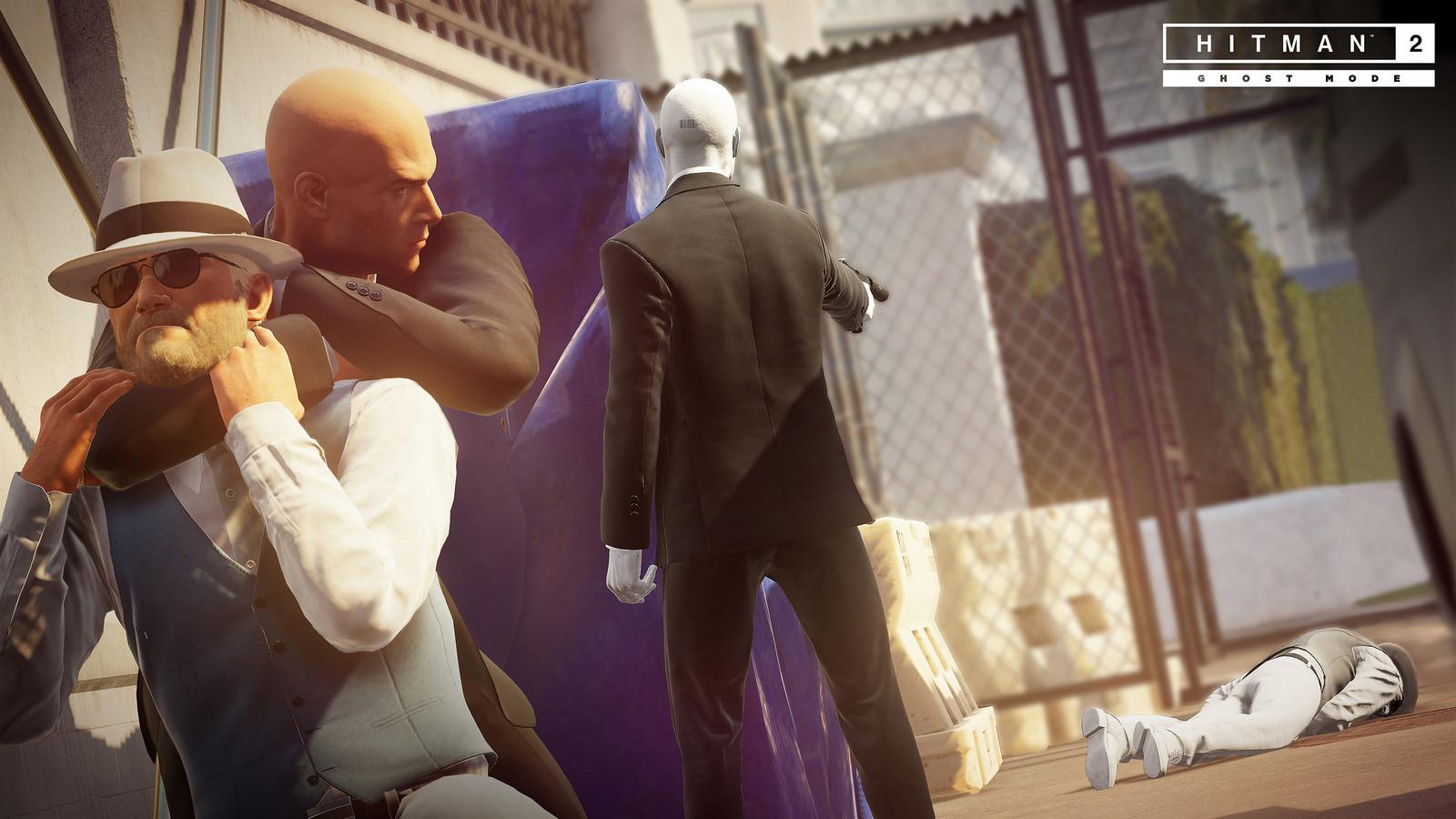 """Hitman 2 apresenta novo modo """"Ghost"""""""