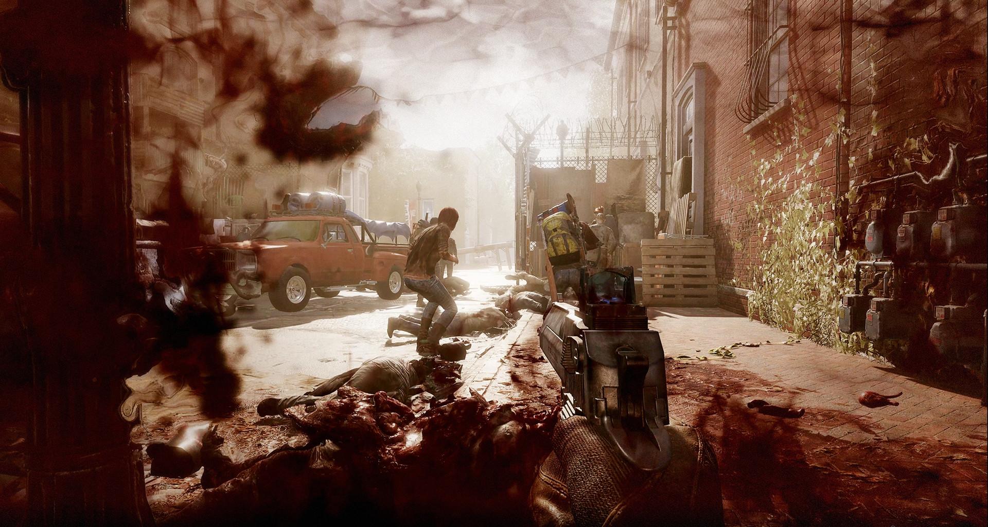 [Actualizado] The Walking Dead da Overkill cancelado na PlayStation 4