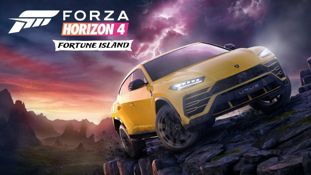 Expansão para Forza Horizon 4 chega no próximo mês