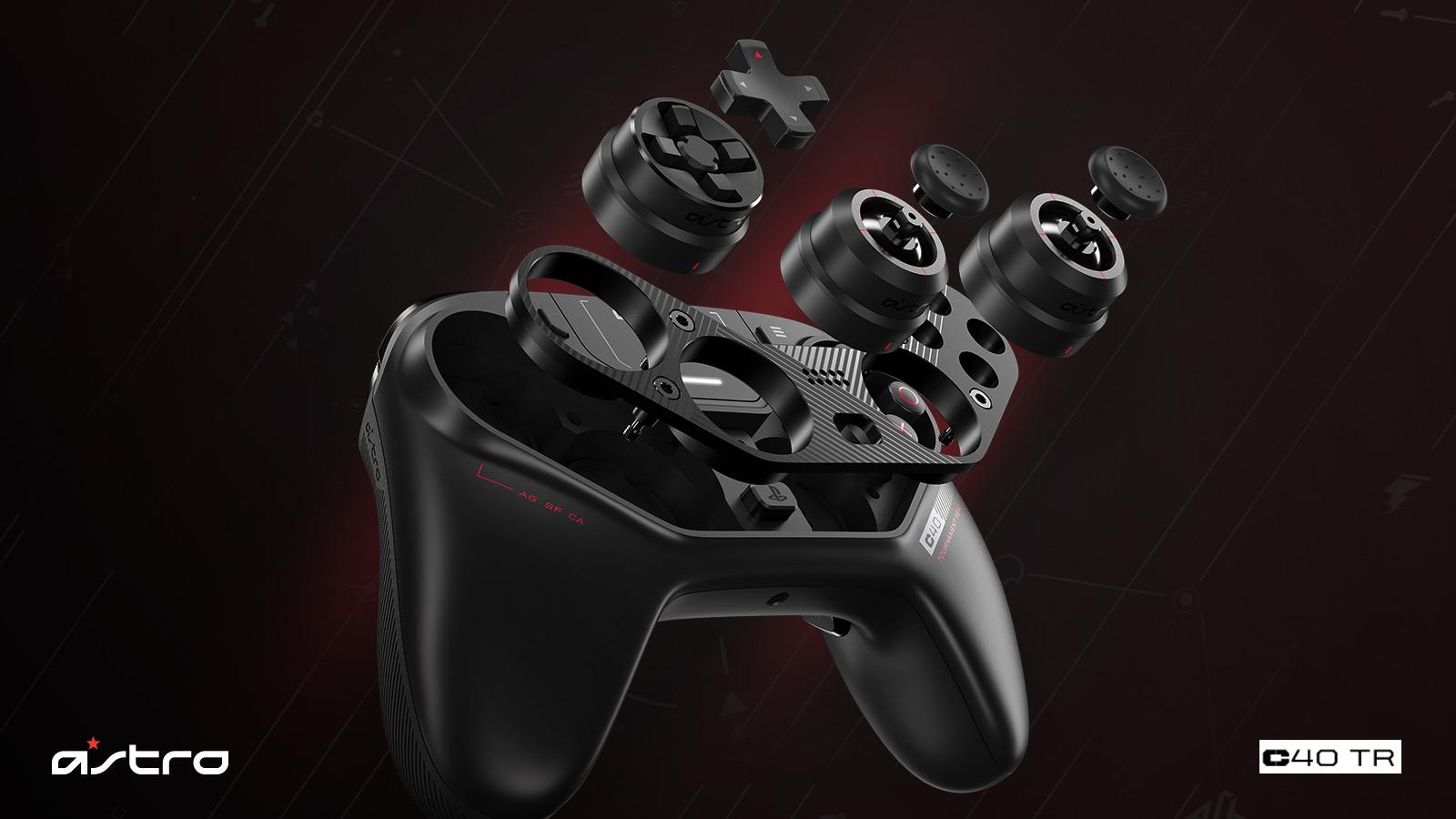 Astro Gaming apresenta C40 Controller