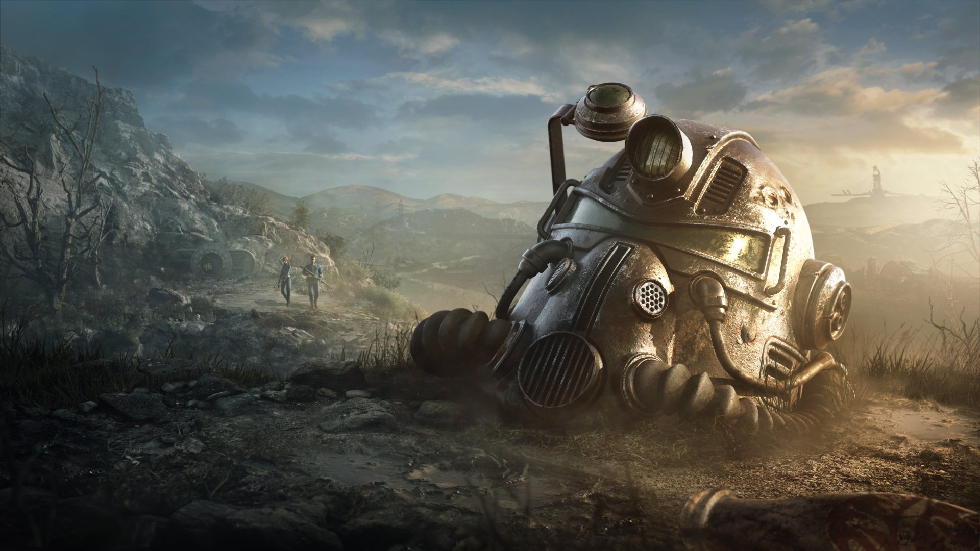 Vem aí Fallout 76: Wastelanders